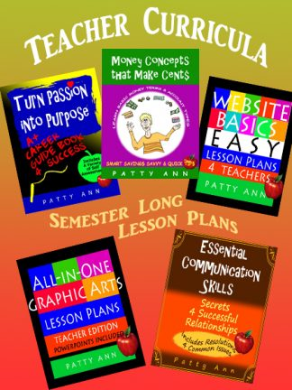 Teacher Semester Curricula